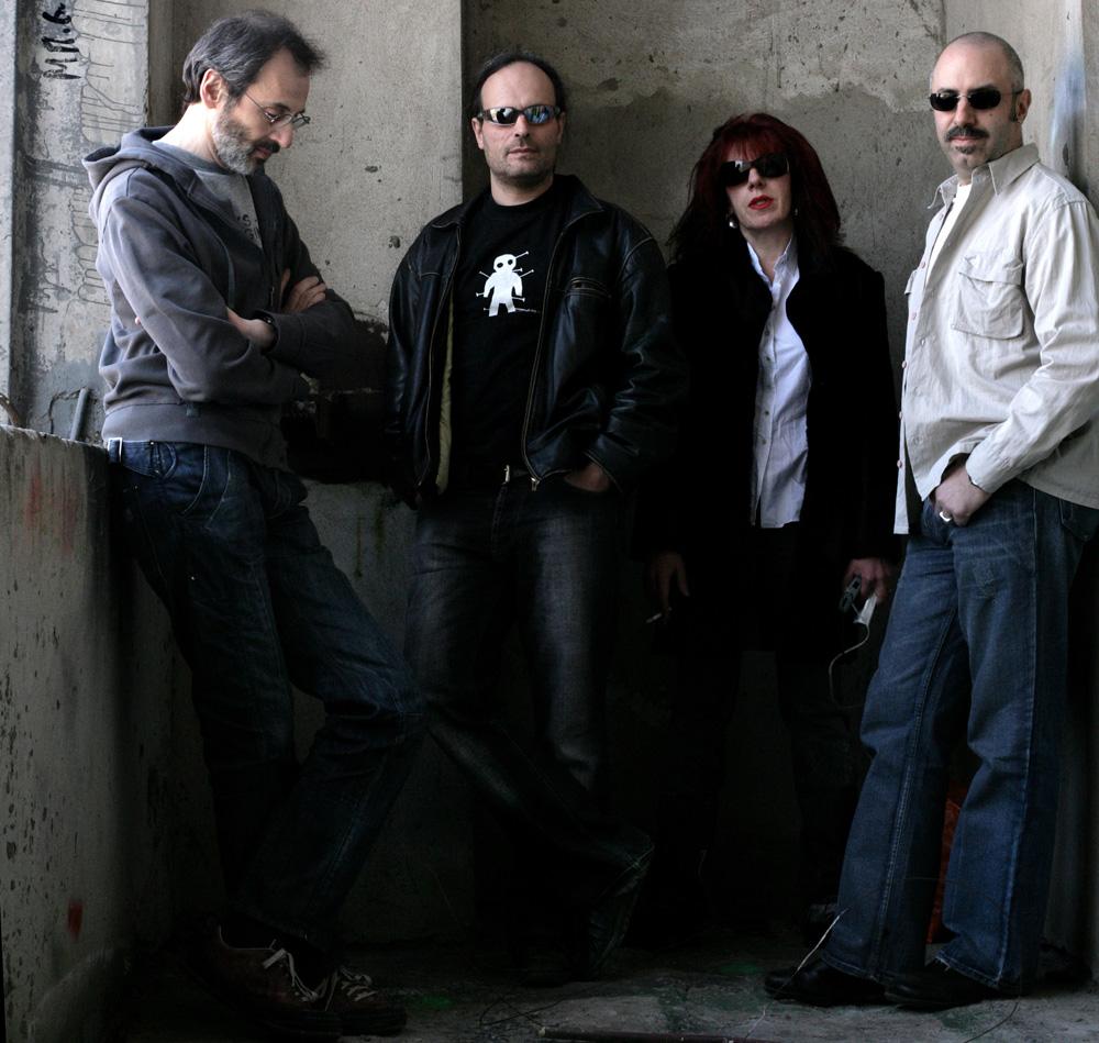Группа AES+F. Фото: Дина Щедринская, 2007 г.