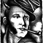 Маруся Климова «Профиль Гельдерлина на ноге английского поэта»