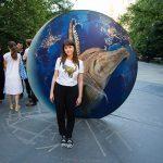 Катя Новичкова: скромный художник с мировой славой