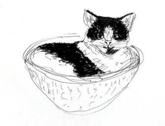 Wednesday Sketching как неизбежный момент социализации