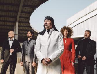 Скандальные легенды индастриала Laibach выступят в Таллинне в феврале будущего года